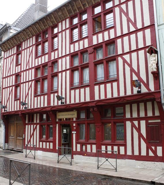 De Troyes jusqu'à l'aube dans ESCAPADE ET TERROIR hotel1