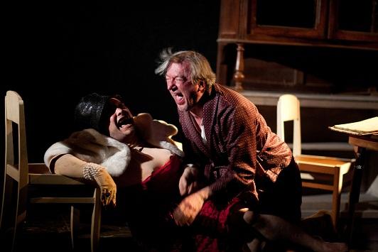 Folie Courteline, Les Marionnettes de la vie (création) dans CULTURE stephan-castang-francois-chattot-photo-de-repetition-v.arbelet